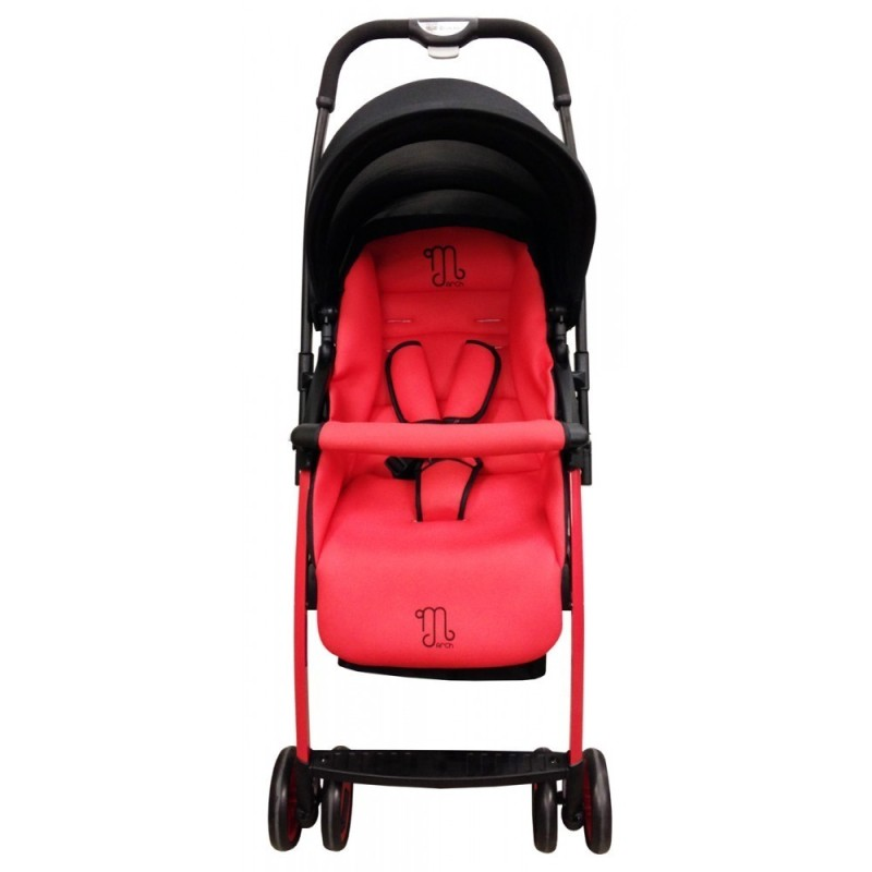 Lucky Baby® 516256 March™ Baby Stroller - Red Singapore