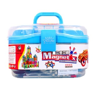 Magnetix Build up Toy 418 Pieces / Magnetic toy / Magnetix / Magnefun