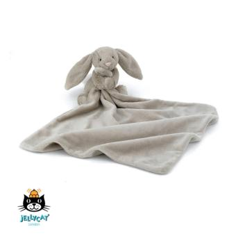 NEW Jellycat Bashful Beige Bunny Soother