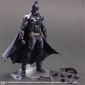 Playarts change PA change DC Bushido Batman vs. Superman can bemoving model hand to do doll ornaments toys