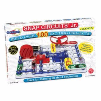 Harga Snap Circuits Jr. 100 Experiments