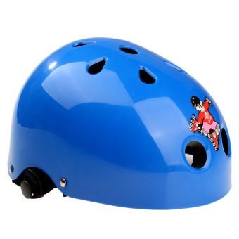 To take a bubble skating hat Children's Sports helmet
