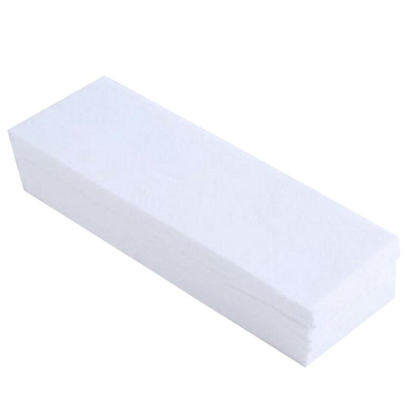 Buy 100Pcs Professional Depilatory Waxes Non-woven Fabric Paper Facial Body Hair Removal Paper Depilatory Epilator Tool Accessories - intl Singapore