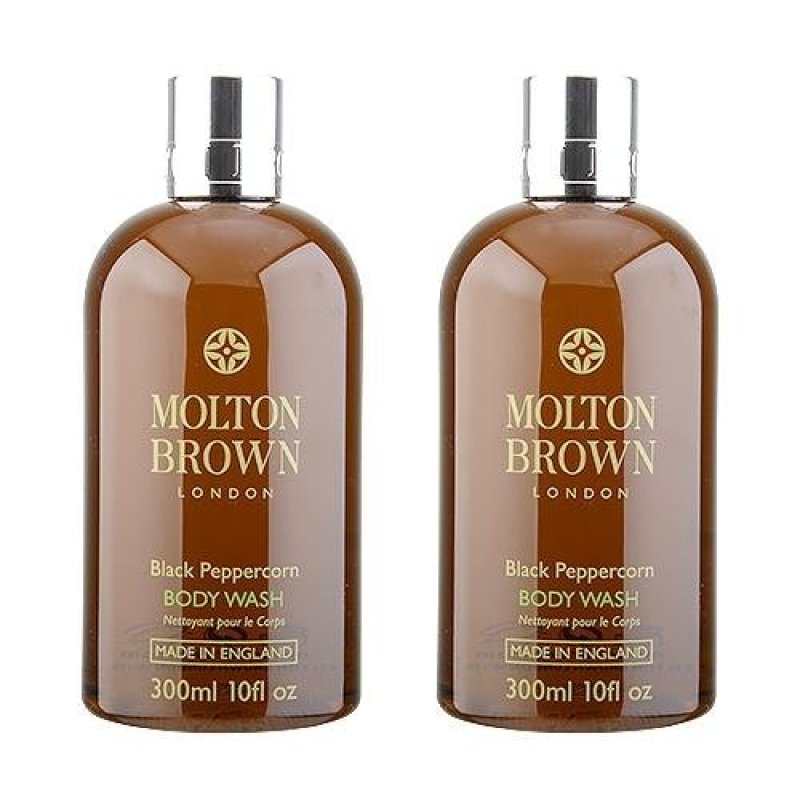 Buy 2 X Molton Brown Body Wash Black Peppercorn Scented Bath Shower #12398_2 - intl Singapore