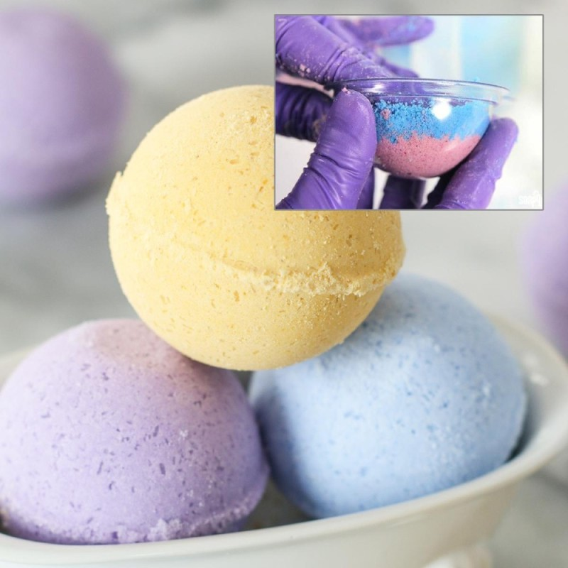 Buy 30 Pieces DIY Clear Plastic Bath Bomb Mold with 6cm Christmas Ball - intl Singapore