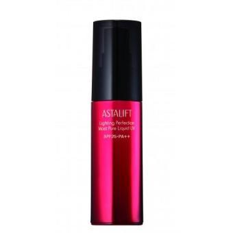 Astalift Lighting Perfection Moist Pure Liquid UV Foundation SPF25 PA++ 25 g