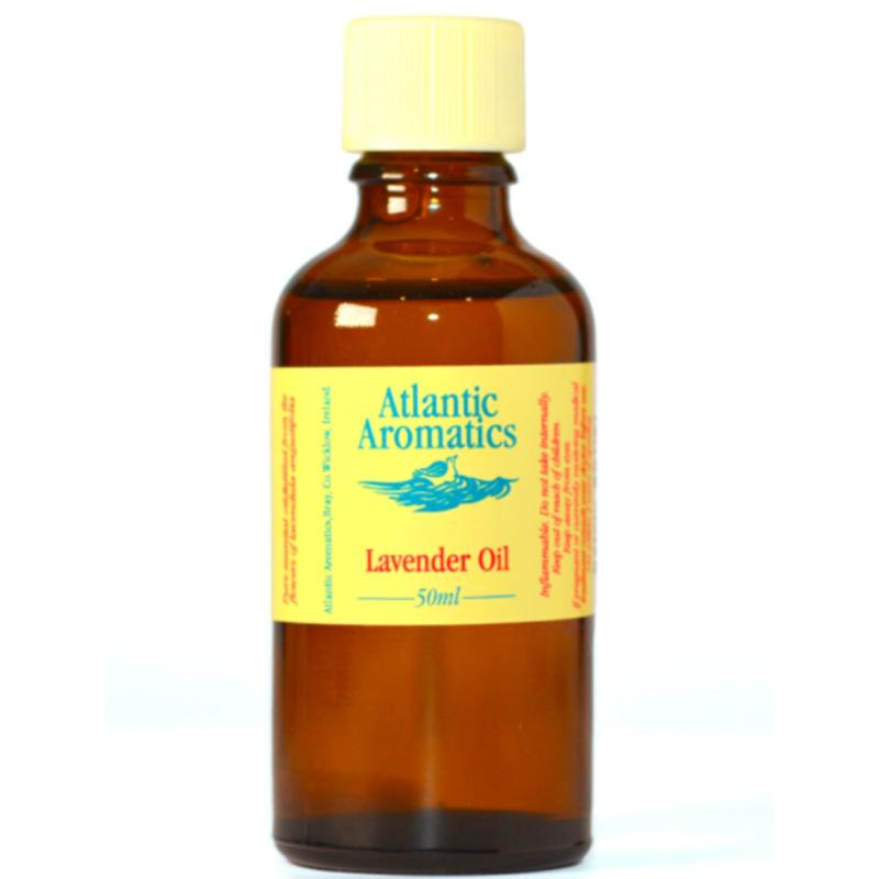 Buy Atlantic Aromatics Lavender Essential Oil 50mL - lavendula angustafolia Singapore