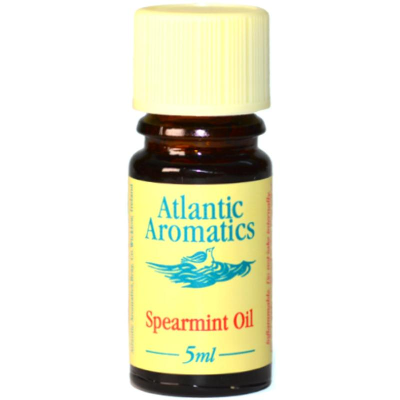 Buy Atlantic Aromatics Spearmint Essential Oil 5mL – Mentha Spicata Plant Oil Singapore