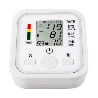 Automatic Digital Arm BP Blood Pressure Monitor