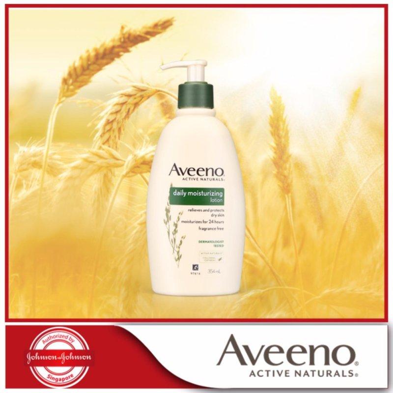 Buy Aveeno Body Lotion Daily Moisturizing 354ml Singapore