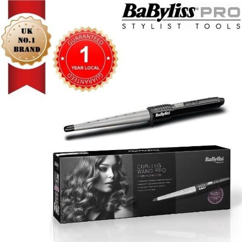 Buy BABYLISS 271CE CURLER PRO 180 EXTRA SLIM 16MM [ 1 YEAR LOCAL GUARANTEE] Singapore