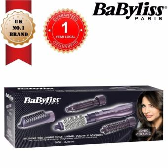 Harga BABYLISS - AS121E AIRSTYLER MULTISTYLE 1200(Purple)