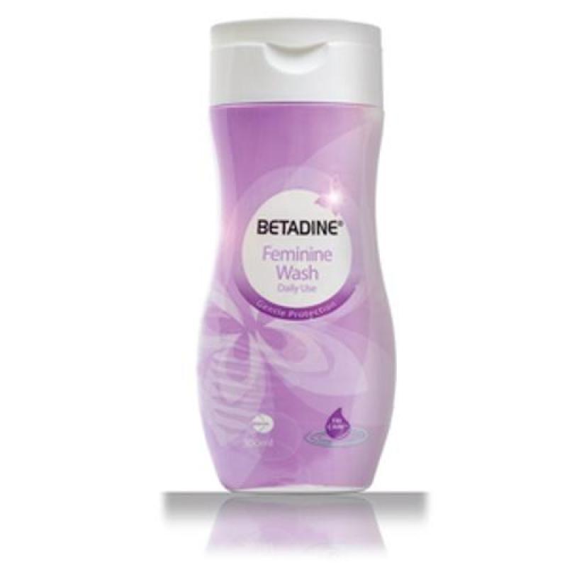 Buy Betadine Feminine Wash Liquid 300ml Singapore