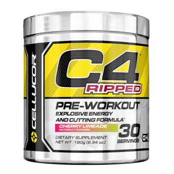 Cellucor C4 Ripped 30S Cherry Limeade