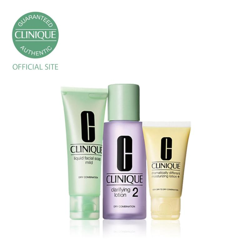 Buy Clinique 3 Step Introductory Set - Skin Type 2 Singapore