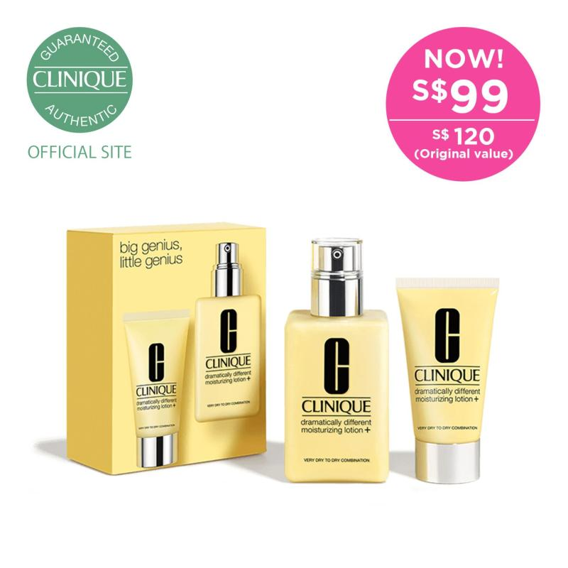 Buy Clinique Big Genius, Little Genius - Dramatically Different Moisturizing Lotion+™ Singapore