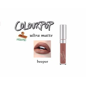 Harga COLOURPOP ULTRA MATTE LIP Bestseller 100% Authentic [Beeper]