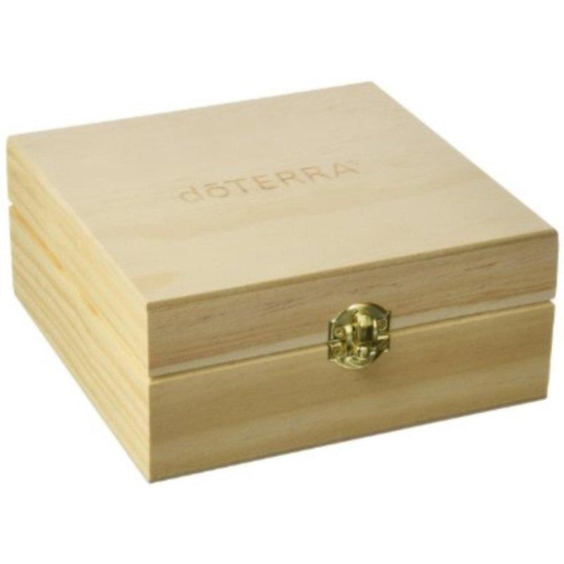 Buy doTERRA Wooden Box - 25 Singapore