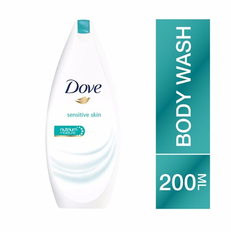 Buy Dove body wash sensitive skin 200ml Singapore