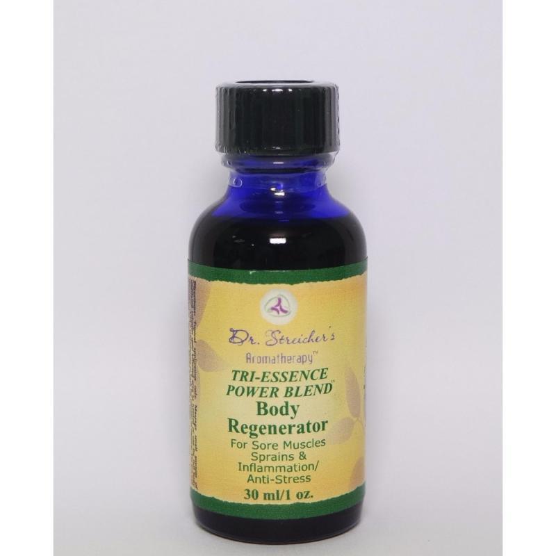 Buy Dr. Streicher's Body Regenerator 1 oz (30ml) Singapore