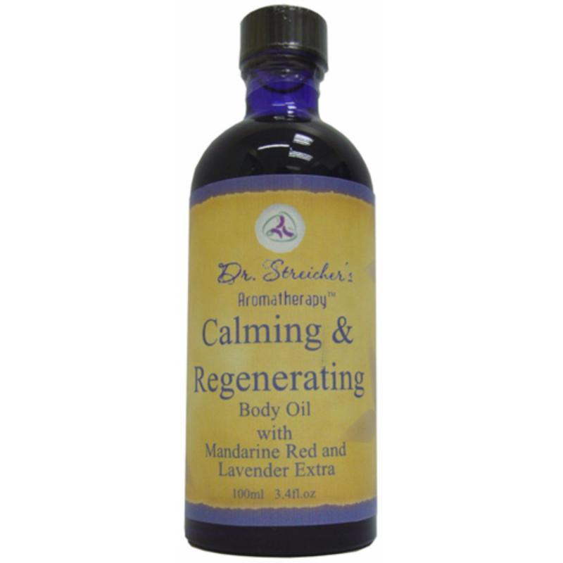 Buy Dr. Streicher's Calming & Regenerating Body Oil 3.4 oz (100ml) Singapore