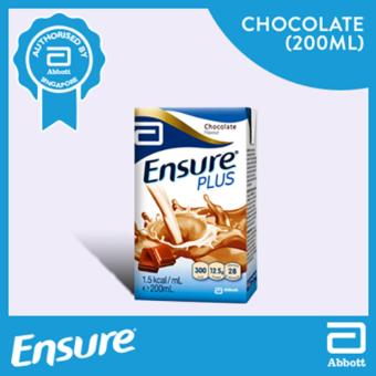 Harga Ensure Plus - Chocolate 200ML