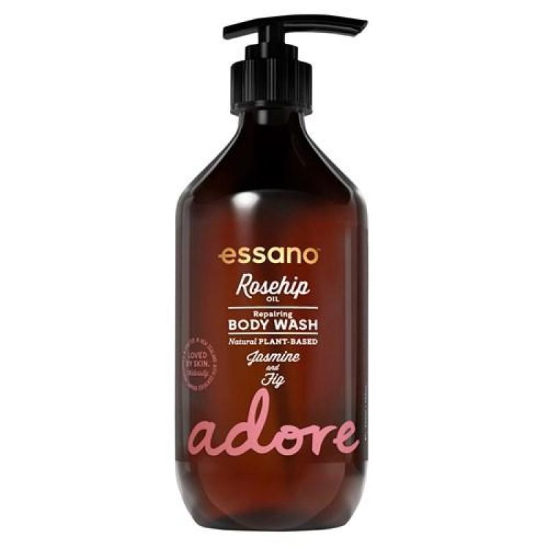 Buy Essano Adore Rosehip Oil Repairing Body Wash Singapore