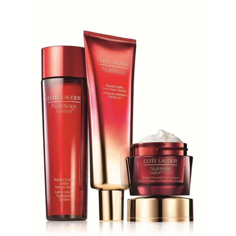 Buy Estee Lauder Nutritious Vitality8 Overnight Radiance Collection - intl Singapore