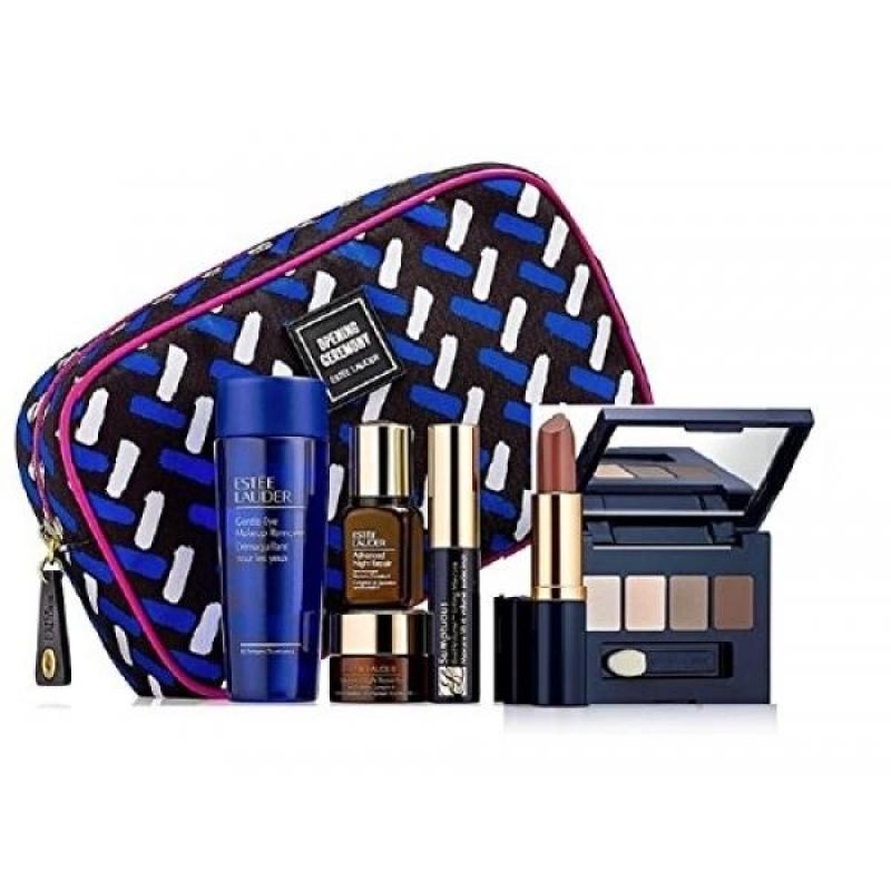 Buy Estee Lauder Skincare and Makeup 7pc Gift Set Subtle Shades - intl Singapore