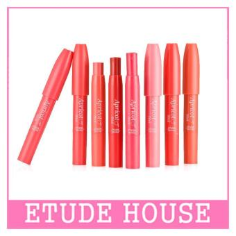 ETUDE HOUSE Apricot Stick Gloss 2g (#8 Cherry)