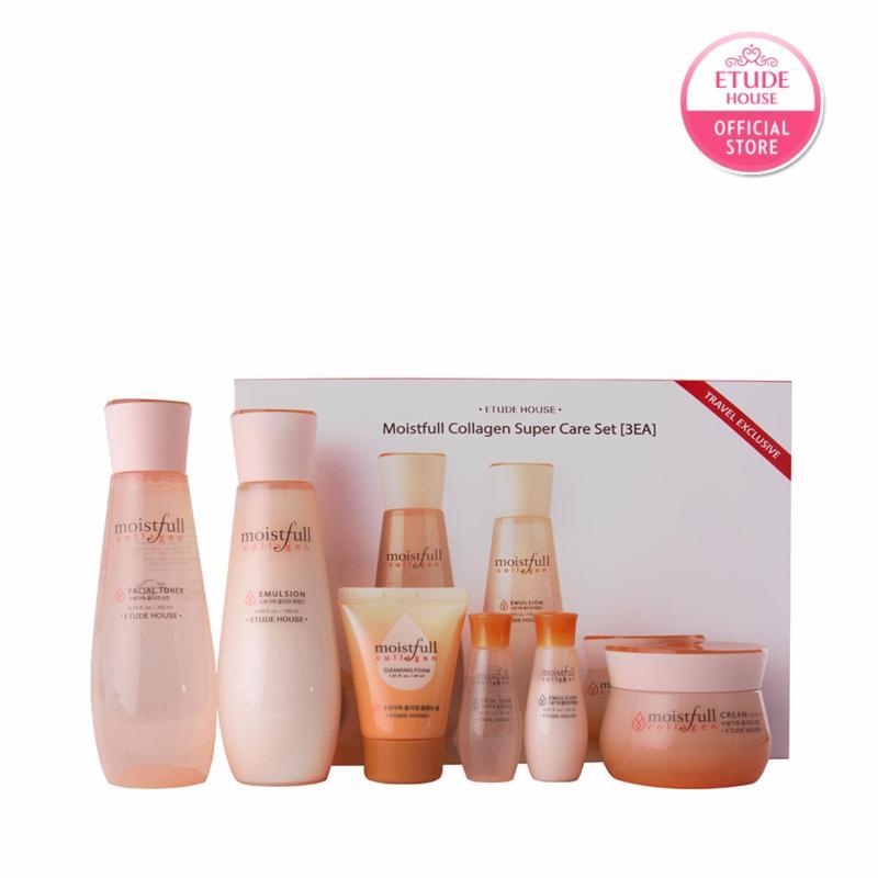 Buy ETUDE HOUSE Moistfull Collagen Super Care Exclusive Set Singapore