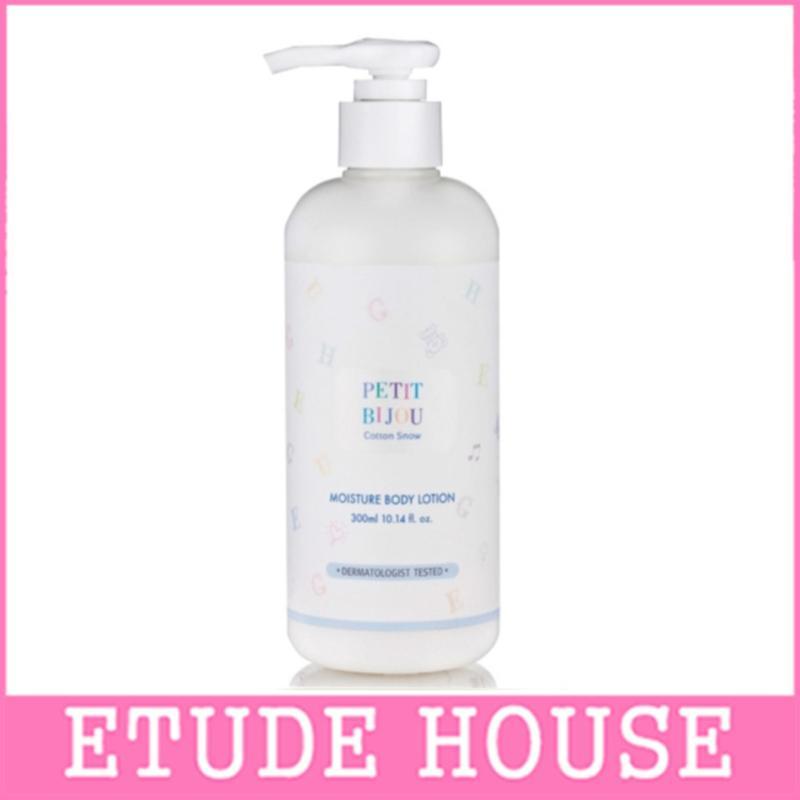 Buy ETUDE HOUSE Petit Bijou Cotton Snow Moisture Body Lotion 300ml - intl Singapore