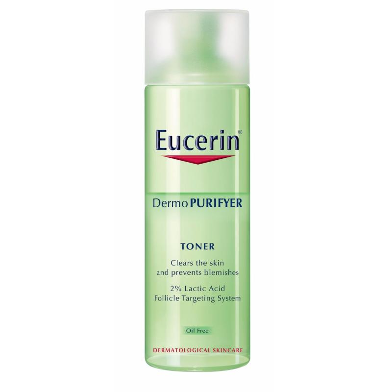 Buy Eucerin Face Care Unisex Anti-Acne DermoPURIFYER Toner 200ml Singapore