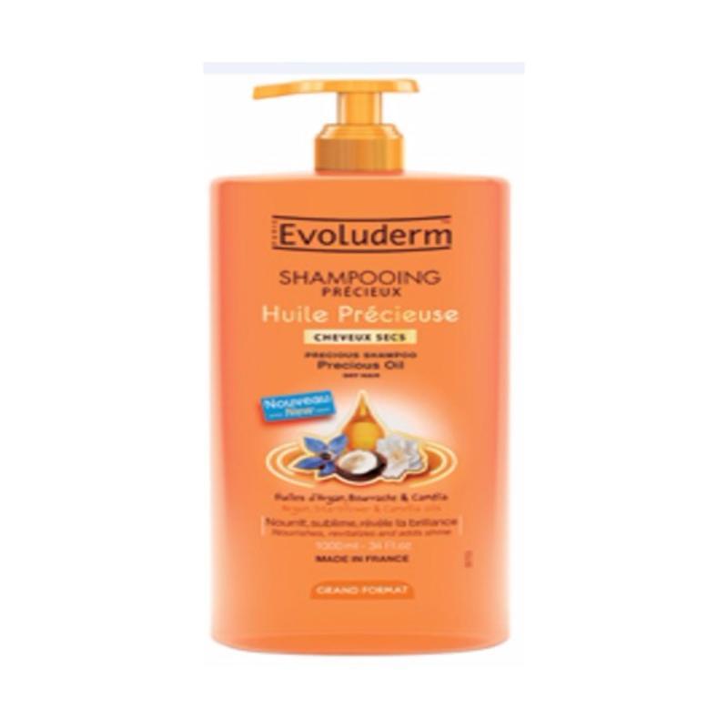 Buy EVOLUDERM PRECIOUS OIL SHAMPOO 1000ML Singapore