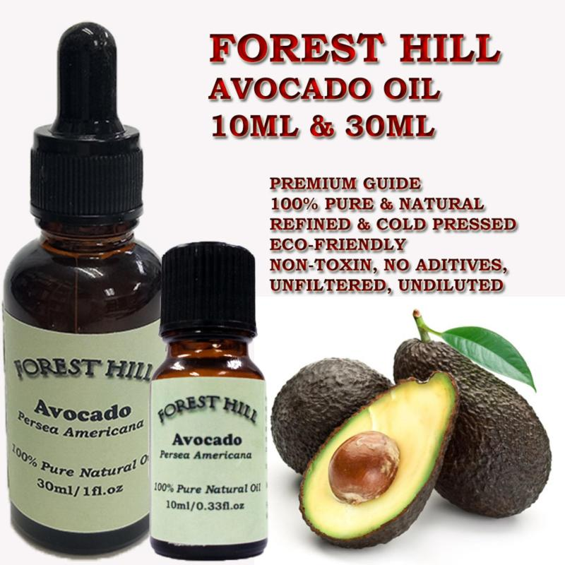 Buy Forest Hill 100% Pure Natural Carrier Oil, Avocado 10ml Singapore