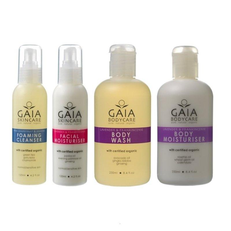 Buy GAIA Skin+Body Set for Ladies Singapore