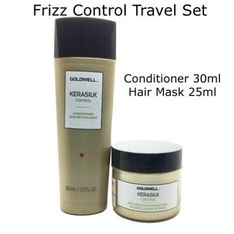 Buy Goldwell Kerasilk Hair Control Conditioner and Mask Travel Set Singapore