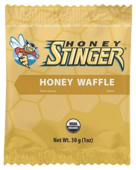 Harga Honey Stinger Organic Waffle Honey 16 Pack With Free Gift