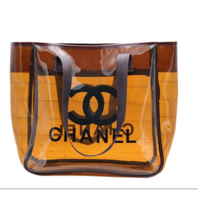 Buy Hot Spring transparent promotional thick waterproof bath bag washed bag Singapore