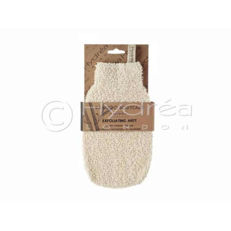 Buy Hydrea London Bamboo Gentle Exfoliating Mitt Singapore