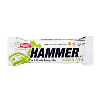 Harga Hammer Energy Bar 12 Pack Oatmeal Apple With Free Gift
