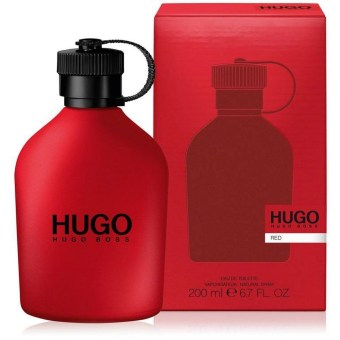 Harga Hugo Boss Red Men's Eau de Toilette Spray 200ml