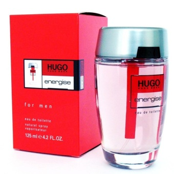 Harga Hugo Boss Energise for Men 125ml EDT