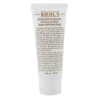 Harga Kiehl's Pineapple Papaya Facial Scrub w/ Real Fruit Extracts 100ml/3.4oz