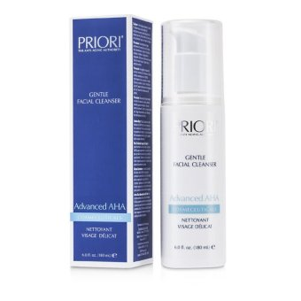 Harga Priori Advanced AHA Gentle Facial Cleanser 180ml/6oz (EXPORT)