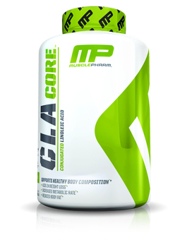 Harga MusclePharm CLA Core 180 Softgel With Free Gift
