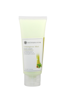 Harga Bath and Bloom Lemongrass Mint Hand Cream