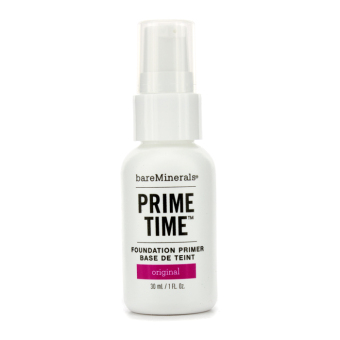 Harga Bare Escentuals BareMinerals Prime Time Original Foundation Primer 30ml/1oz