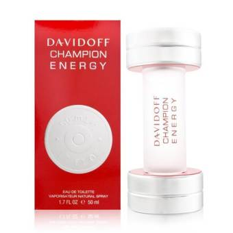 Harga Davidoff Champion Energy Eau De Toilette 50ml