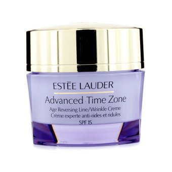 Harga Estee Lauder Advanced Time Zone Age Reversing Line/ Wrinkle Cream SPF15 50ml/1.7oz
